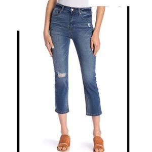 Tinsel crop jeans 29